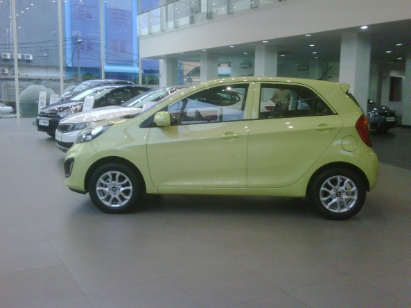 kia all new picanto the best design