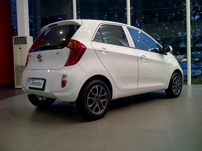 Kia All New Picanto Best City Car 2012 Terbaru