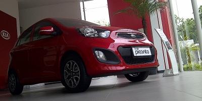 Penjualan Mobil KIA di Indonesia Naik 39 Persen